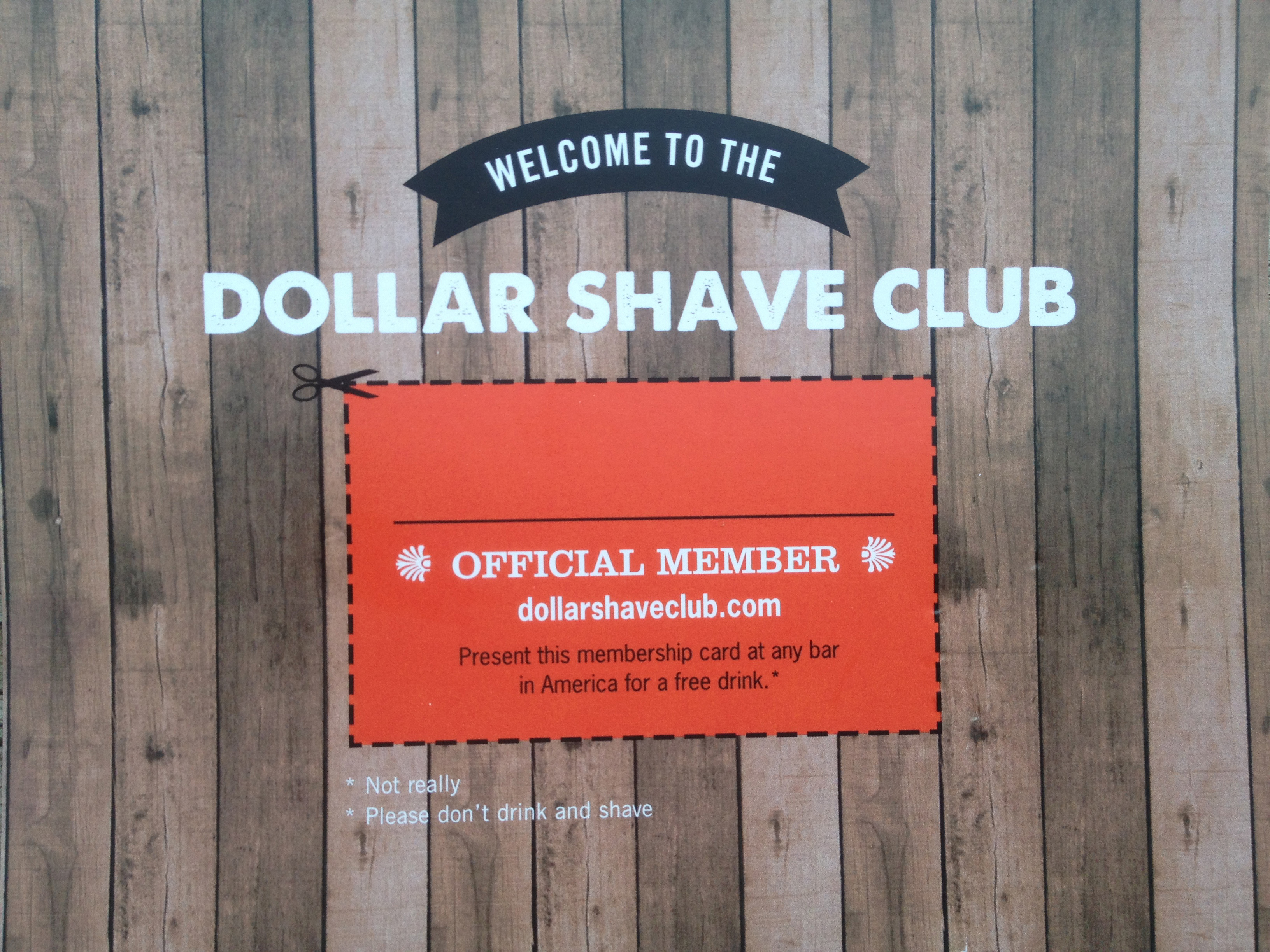 Dollar Shave Club Gift Certificates. By on July 5, Grazie a Facebook. Why Its a Great Gift Idea: 30 May, Technology News covering Gadgets, Websites, Apps, Photography, Medical, Space and Science from around the world brought to you by 15 Minute News.