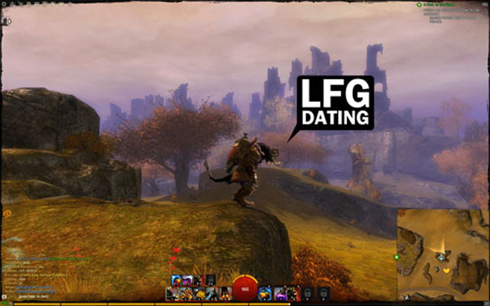 Gamers dating site