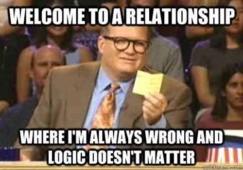 Funny Drew Carey Relationship Meme - LFGdating.com