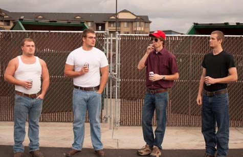 King of the Hill Group Halloween Costume Idea for Gamers - LFGdating.com