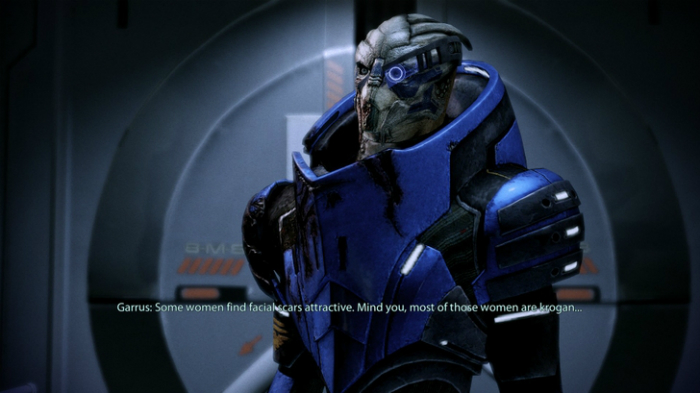 Profile Photos Matter - Garrus