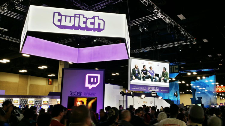 Twitch Con 2017 in San Diego, CA - LFGdating's Next Booth?