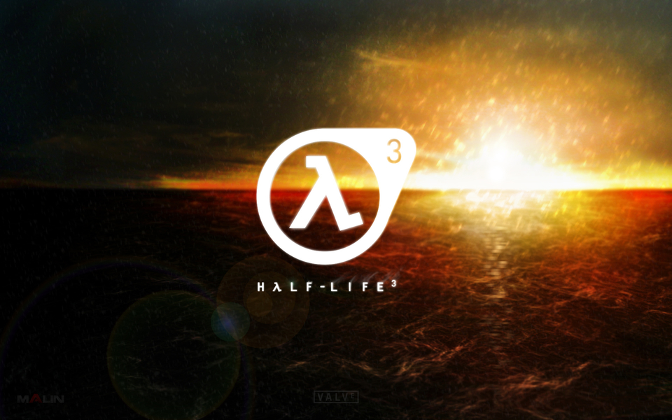 Half-Life 3 - the game everyone and their mothers have been waiting for.