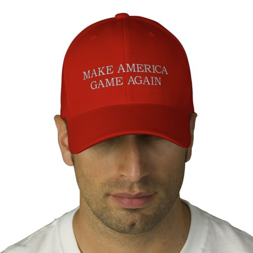Make America Game Again!